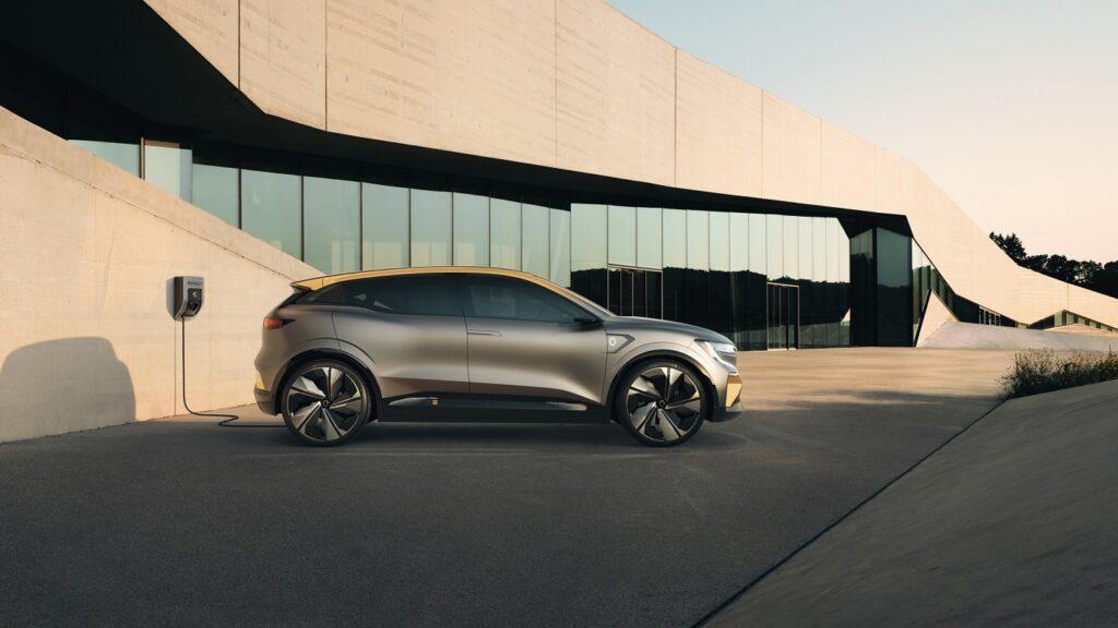 Renault Megane eVision EV
