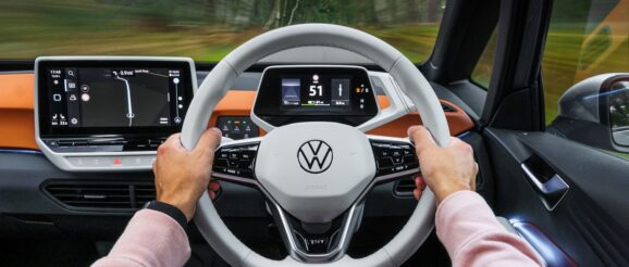 Volkswagen ID.3 - Electric Vehicles