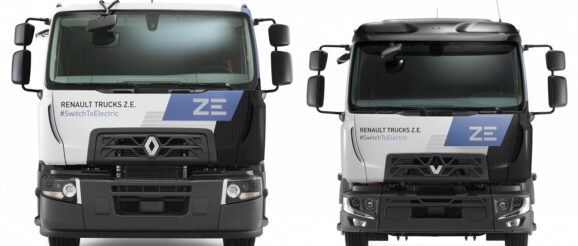 Electric Renault Trucks