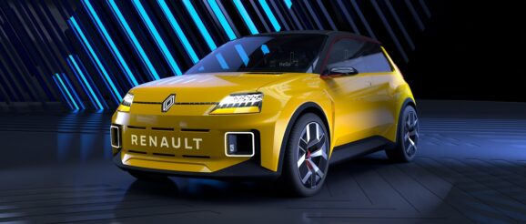 Clean energy Renault