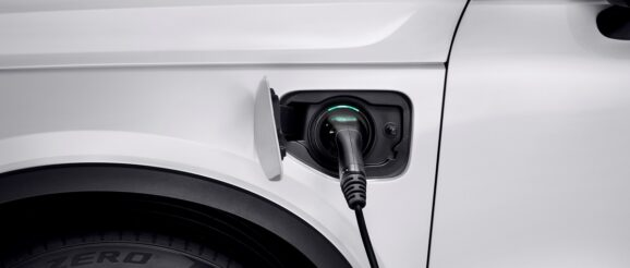 Electric Vehicle - the Volvo XC40 T5 Plug-in Hybrid
