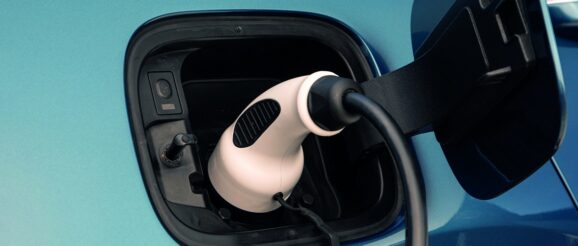 Plug-in grant for EVs