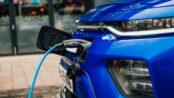KiaCharge EV charging point
