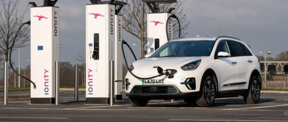Ionity charge points