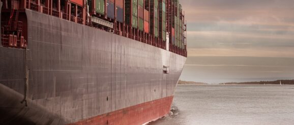 Container Ship - Global Trade