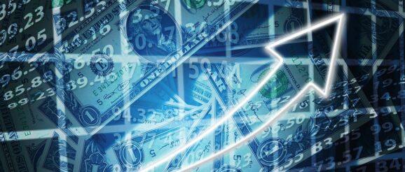 Rebounding bank rates