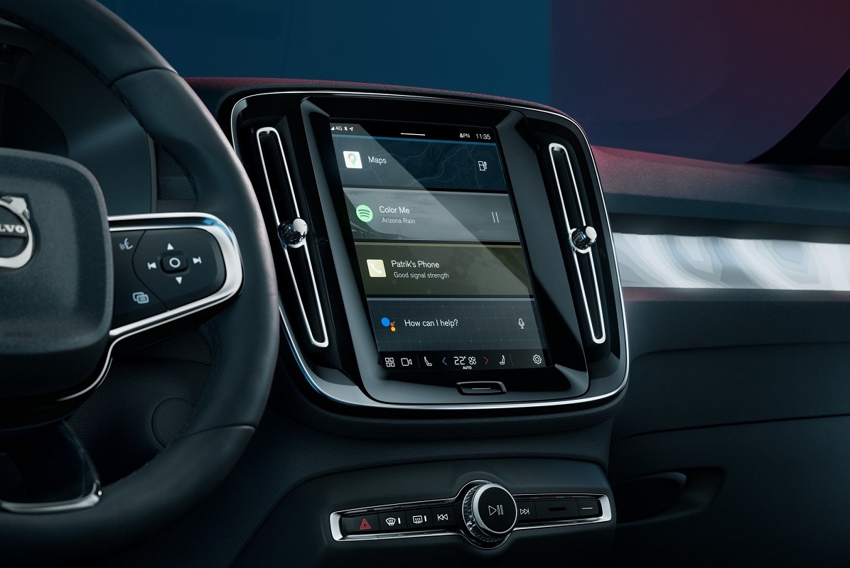 Volvo Cars Infotainment System
