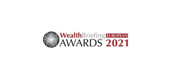 Graham Mccormack Wealthbriefing European Awards 2021 Winner